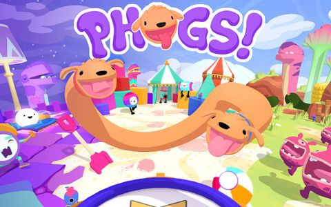 Phogs! Review: Better Than A Three-Eyed Frog